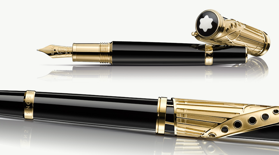 Mont Blanc Patron of Art Edition - A Homage to Henry E. Steinway