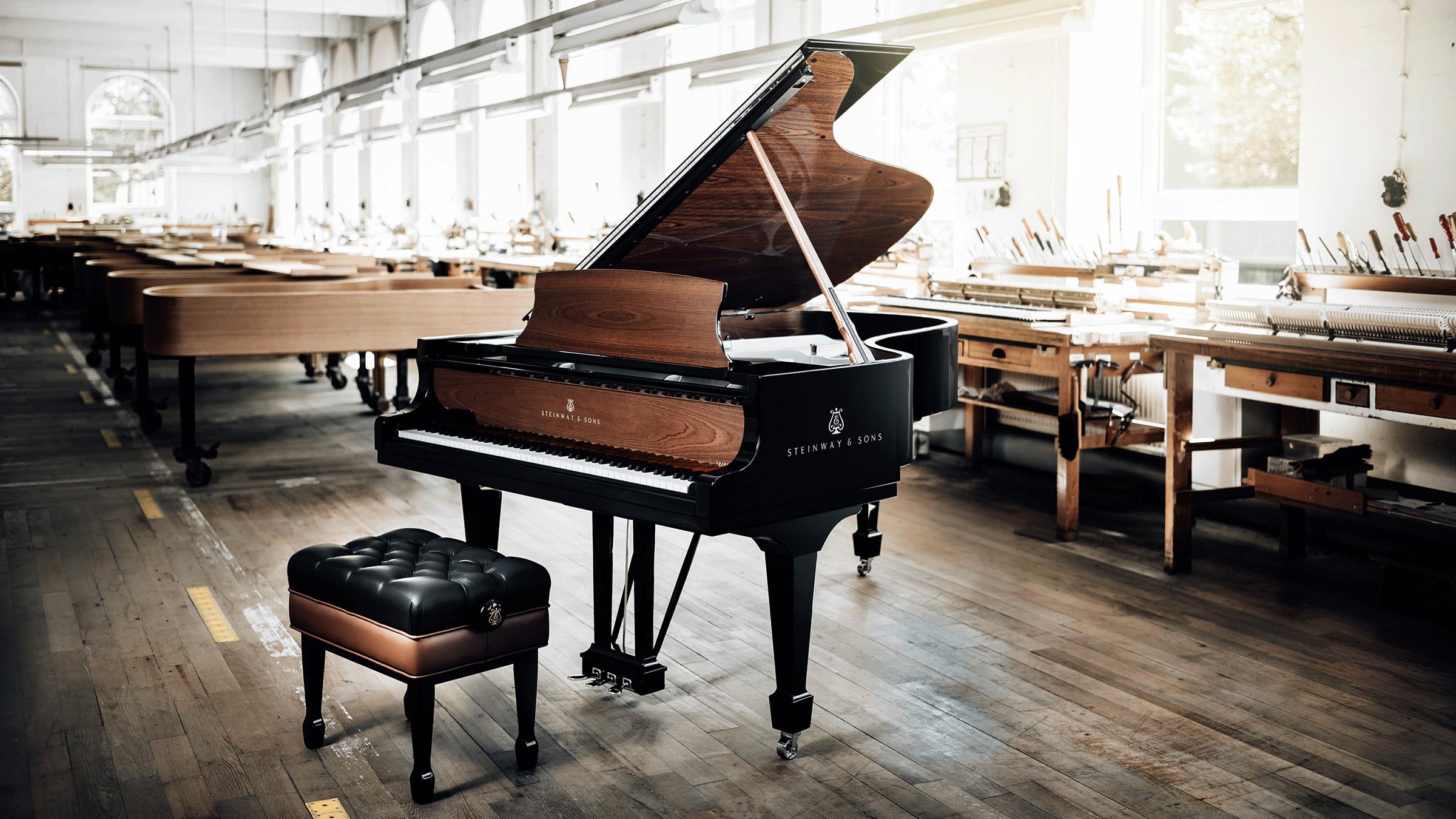 美国买钢琴的经历〔二〕