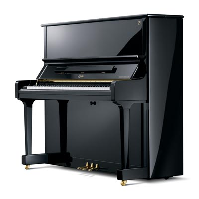 [Translate to Danish:] Das Boston UP-132E Klavier kaufen Sie in Berlin bei Steinway & Sons